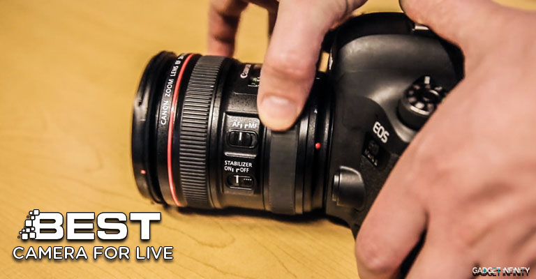 Best Camera for YouTube Live Streaming