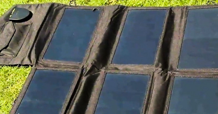 Best Portable Solar Panels for Camping  Review