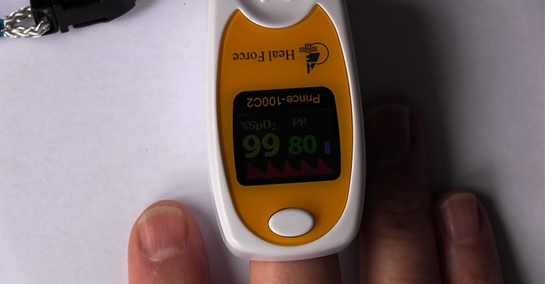 General Procedure for Using an Oximeter