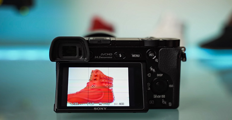 Tips for Taking Photos with Sony A6000