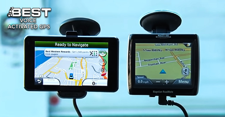 Best Voice Activated GPS