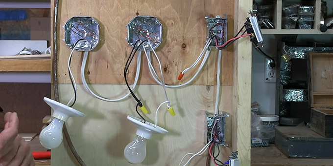 Steps to Wire a 3 Way Switch with Multiple Lights
