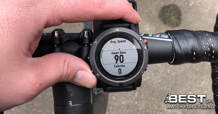 Best GPS Watch for Cycling FI