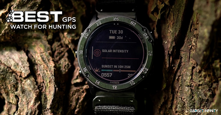 Best GPS Watch for Hunting FI