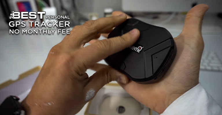 Best Personal GPS Tracker No Monthly Fee FI