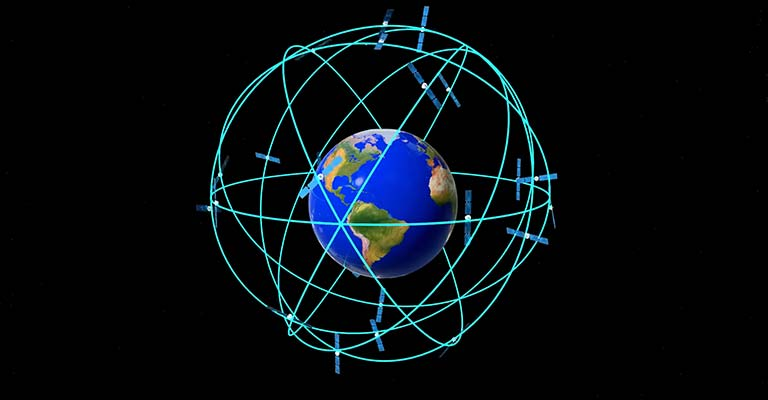 How Does a GPS Receiver Determine the Distance Between You and the Satellites FI