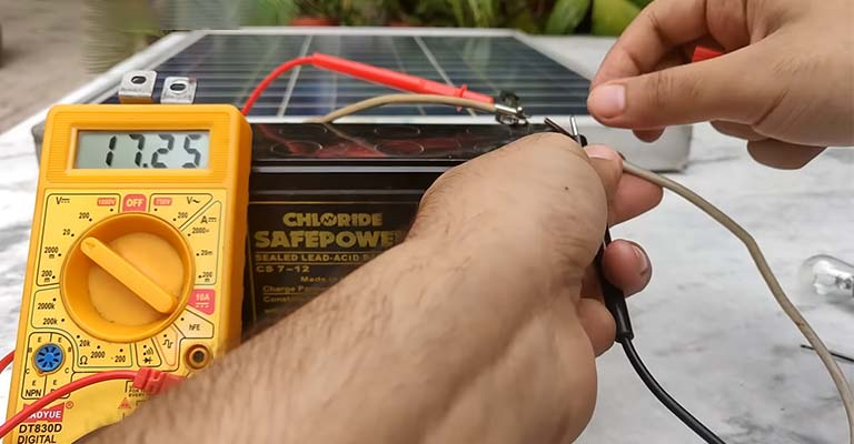 How Long to Charge 12V Battery With 100-Watt Solar Panel FI